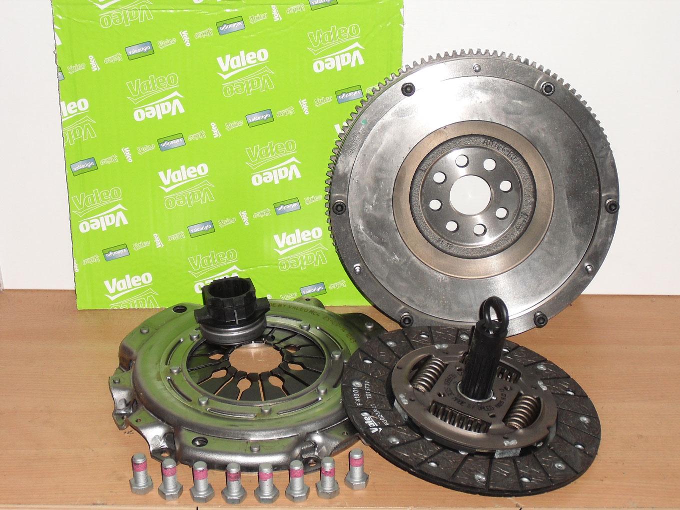 Valeo Single Mass Flywheel Conversion Kit